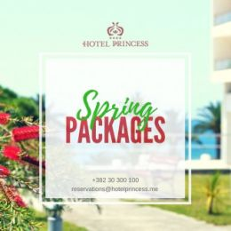 SPRING PACKAGES 2018